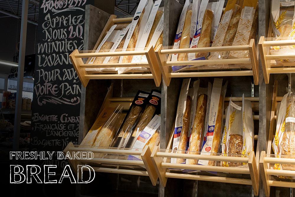 fresh daily bread at via cassia